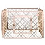Iris Ohyama, parc pour chien / cage d'extérieur / enclos / chenil 4 éléments...