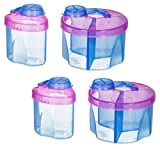 Munchkin Formula Dispenser Combo Pack, Blue - 2 Sets