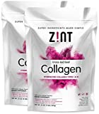 Collagen Powder Collagen Peptides (64 oz Bundle, 2 x 32 oz): Keto Certified, Paleo, Grass-Fed Hydrolyzed Beauty Protein Powder Supplement - for Skin, Hair & Nails
