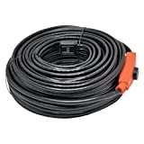 VOSS.eisfrei câble Chauffant 18m, câble Chauffant antigel, Chauffage...