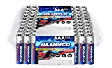 Powermax USA ACDelco AAA Batteries, Alkaline Battery, Bulk Pack, 100 Count