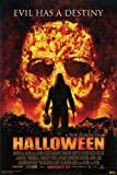 Hotstuff Halloween (2007) Movie Poster Rob Zombie Michael Myers Scary Horror Movie 24'x36'