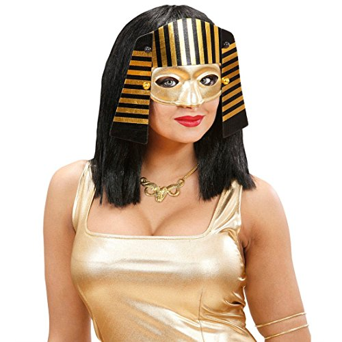 Máscara de Faraona Egipcia