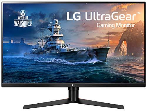 LG Ultragear 81.28 cm (32-inch) QHD (2K) Gaming Monitor with 144Hz,1ms, Radeon Freesync, Display Port, HDMI x 2-32GK650