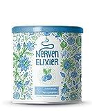 Nerven-Elixier   Pflanzliche Wirkstoffe für den Abend   Fruchtige Mischung aus Aminosäuren und Pflanzenextrakten   400 Gramm