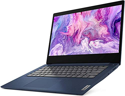 "Lenovo Ideapad 3 14 14"" FHD Laptop Computer_ AMD Ryzen 5 3500U Quad-Core Up to 3.7GHz (Beats I7-7500U)_ 12GB DDR4 RAM, 512GB PCIe SSD_ Online Class Ready_ Blue_ Windows 10_ BROAGE 64GB Flash Drive"
