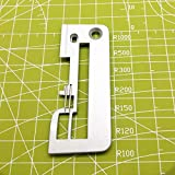 YICBOR Needle Plate #XB1555001 for Brother Brother Serger Models- 3034D, 4234D, 4234DT, 5234PRW