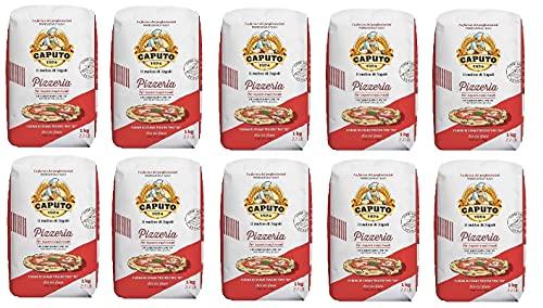 Harina Caputo Pizzeria Kg. 1 - Cartón 10 Piezas