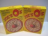 Trader Joe's Cereal, 'Joe's O's' Toasted Whole Grain Oats Cereal, 15 Oz Bundle