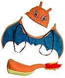 Rubie's Pokémon Charizard Child Costume Kit, As Shown, One Size