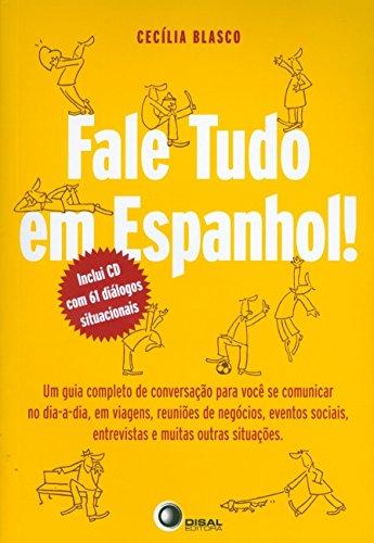 Fale Tudo em Espanhol! (+ CD Audio)
