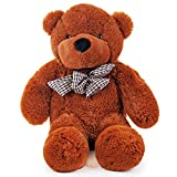 THE TWIDDLERS Énorme Assis Nounours en Peluche - Teddy Bear 80cm Ours en...