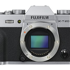 Fujifilm-X-T20-Mirrorless-Digital-Camera-Silver