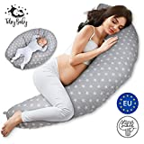 Coussin de grossesse et d'allaitement - coussin femme enceinte,...