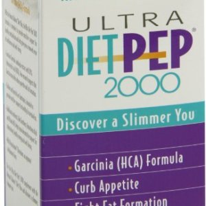 Natural Balance - Ultra Diet Pep 2000 60 Capsules 14 - My Weight Loss Today