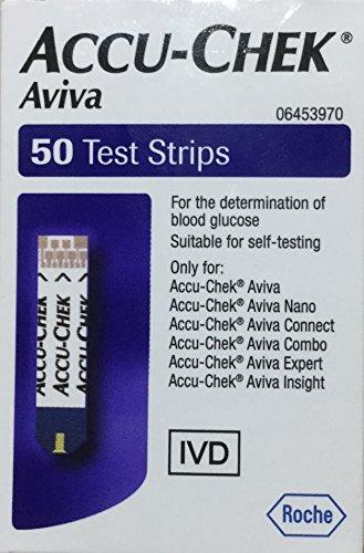 Accu-check Aviva Test Strips 50-pack-2