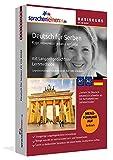 Deutsch lernen für Serben - Basiskurs zum Deutschlernen mit Menüführung auf Serbisch