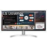 LG 29WN600-W 29' 21:9 UltraWide WFHD IPS HDR1 0 Monitor with FreeSync