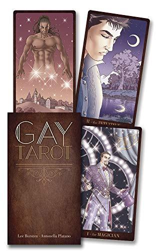 Gay Tarot (English and Spanish Edition)