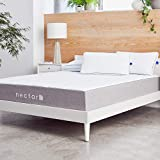 Nectar Twin Mattress + 2 Pillows Included - Gel Memory Foam - CertiPUR-US Certified Foams - 180 Night Home Trial - Forever Warranty