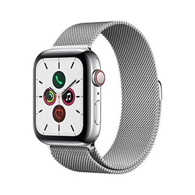 Apple-Watch-Series-5-GPS-Cellular-44mm--Stainless-Steel-Case-with-Milanese-Loop