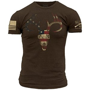 Grunt Style Outdoors – American Trophy Men's T-Shirt