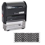 Identity Theft Protection Stamp - Standard Size (7/8' X 2-5/16')