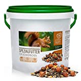 Nourriture pour Écureuils 1 kg pour Écureuils et Tamias -...