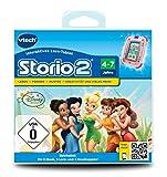 VTech 80-230304 Jeu éducatif Fée Clochette (Storio 2, Storio 3S)