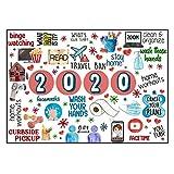 Bloc de construction Puzzle jouets enfant 1000 pièces noël 2020 papier puzzle adultes enfants jouets famille cadeau idéal pour la collection de jeux en famille
