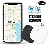 Kimfly Key Finder Smart Tracker-2Pcs,Item Finder Phone Finder Bluetooth Tag