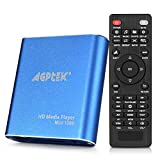 AGPTEK Lecteur multimédia HDMI, Mini Lecteur Multimédia Numérique 1080p Full...