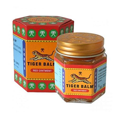 Ungüento rojo de bálsamo de tigre 9 ml (paquete de 4)