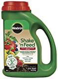 Miracle-Gro Shake 'N Feed Tomato, Fruit & Vegetable Plant Food, 4.5 lb.