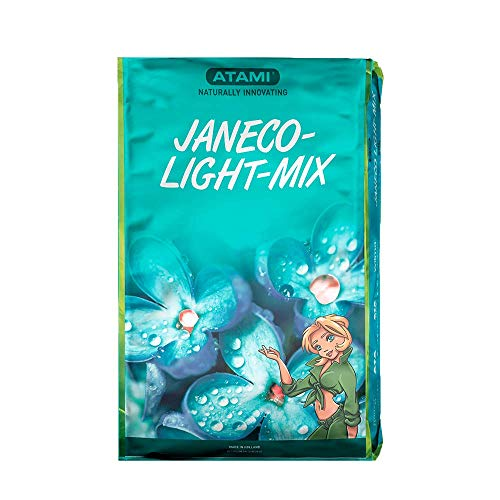 Sustrato para el cultivo en Tierra de Atami Janeco Light Mix (50L)