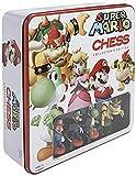 NINTENDO - Jeu d' échec Mario - Version Anglaise