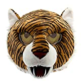 Maskimals Tiger Head Mask Large Halloween Costume