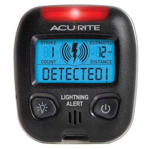 AcuRite 02020CA Portable Lightning Detector