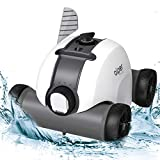 AIPER SMART Cordless Automatic Pool Cleaner, Rechargeable Robotic Pool Cleaner with Up to 90 Mins Run Time, IPX8 Waterproof, Ideal for In-ground/Above Ground Swimming Pools Up to 861 Sq Ft