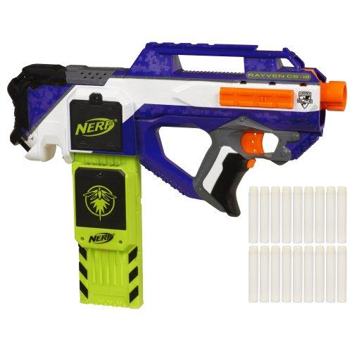 Nerf N-Strike Elite: Rayven CS-18 Blaster