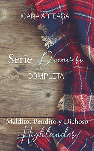 Serie Danvers completa de Joana Arteaga