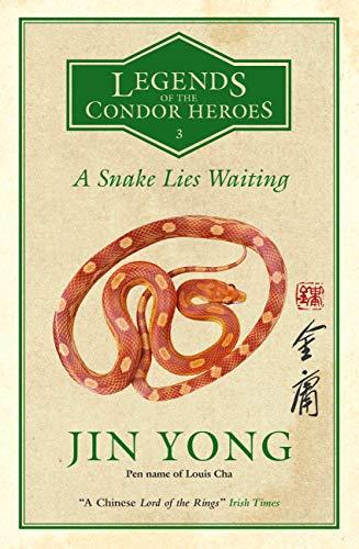Una serpiente yace esperando de Jin Yong