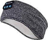 Cuffie per dormire, Cuffie con fascia per lo sport Perytong con altoparlanti stereo HD ultrasottili perfette per dormire, allenarsi, fare jogging, yoga, insonnia, viaggi aerei, meditazione
