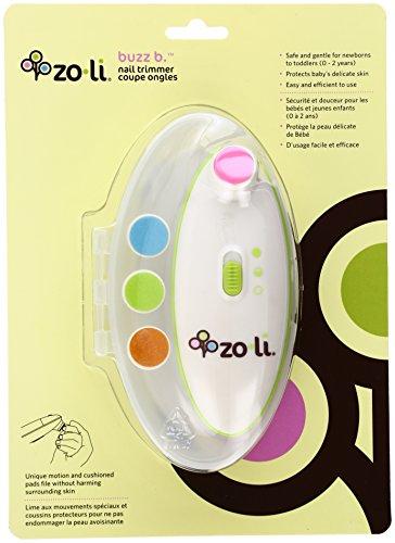 Nail File Zoli (Nail Care Set) Ni-30006, Multi-color,