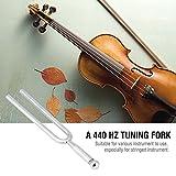 Drfeify Diapason Standard A 440 Hz pour Instrument de Musique Violon...