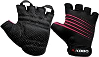 Specially Designed For Ladies Padded Front Palm Ergonomically Fit Professional Gym Gloves Washable Material
