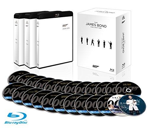 007 ブルーレイコレクション (24枚組) Blu-ray