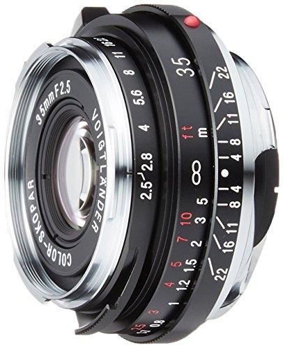 VoightLander 単焦点広角レンズ COLOR-SKOPAR 35mm F2.5 PII 130715