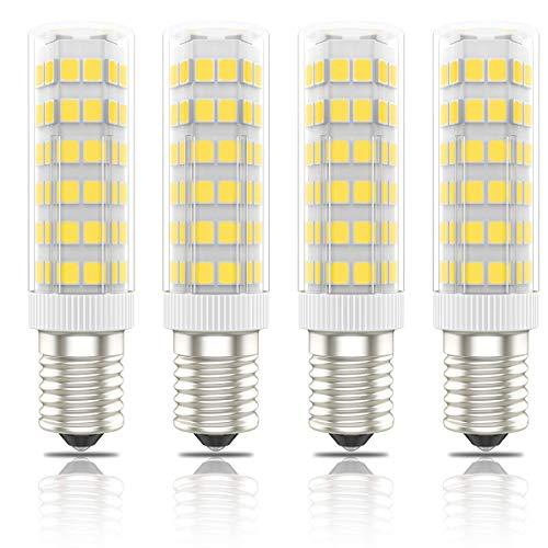 Phoenix- Lampadina LED E14,Lampadine per Cappa Cucina Piccola vite di Edison,7W Equivalente...