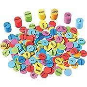 Learning Resources Stellenwert-Spielscheiben
